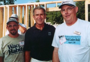 John, president & Pat Hambrick
